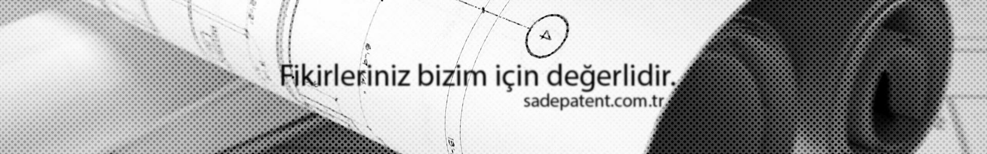 Sade Patent – Marka tescil, patent-Banner